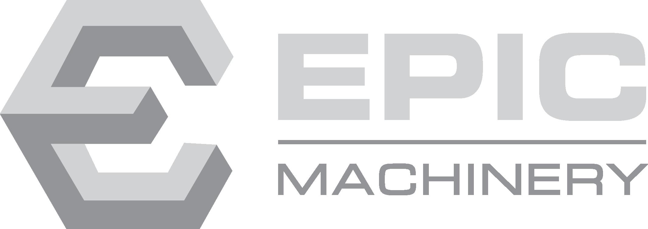 epic machinery logo