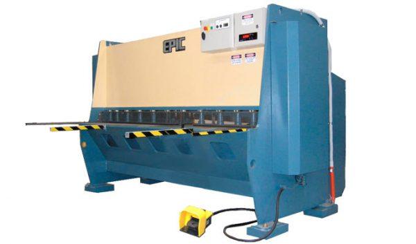 epic over-driven hydraulic guillotine